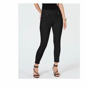 Thalia Sodi's Super-Skinny Black Jeggings